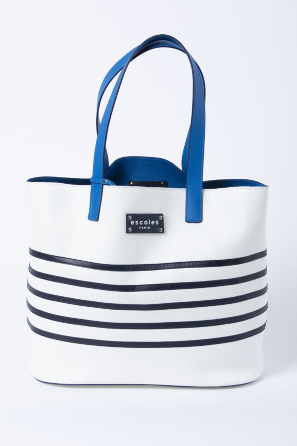 Reversible Riviera Leather Bag