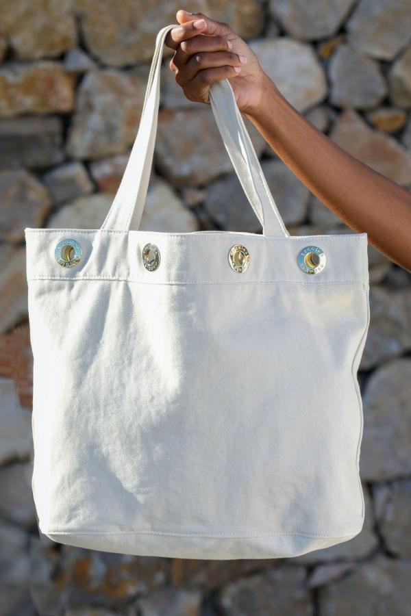 Croisière Cotton Bag