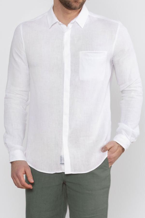 Paris Linen Shirt