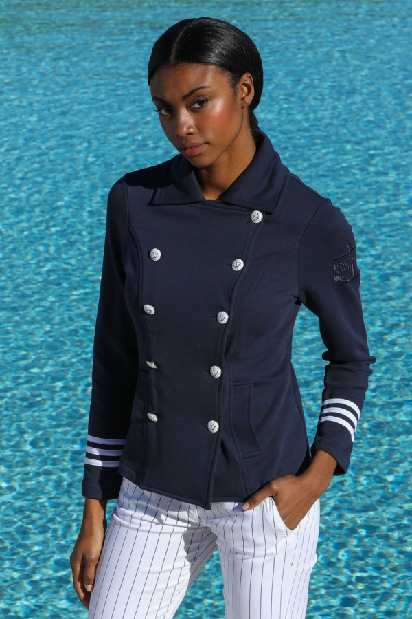 Marinejacke Officier