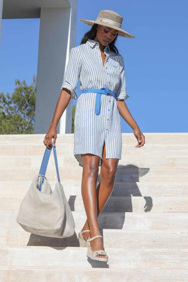 Hemdblusenkleid Formentera
