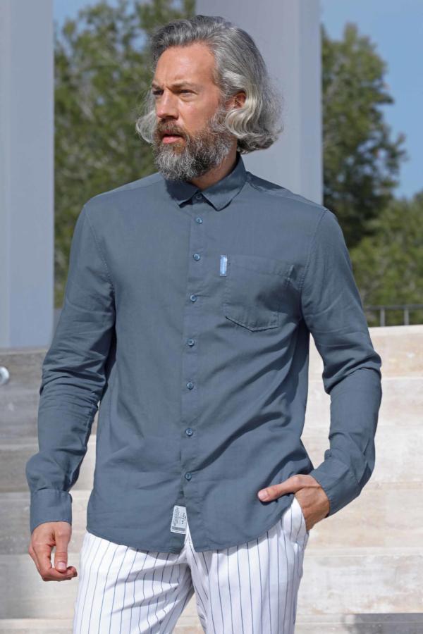 Camicia Tencel