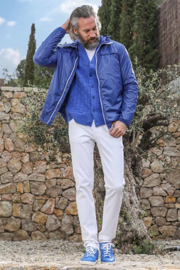 ESCALES Windbreaker Jacket
