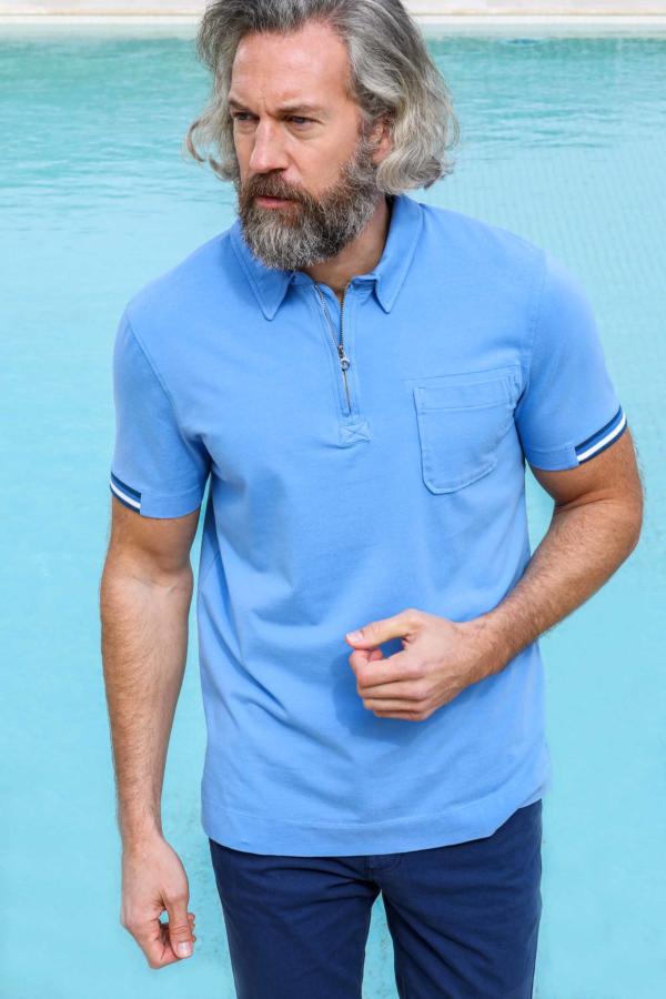 ESCALES Polo Shirt