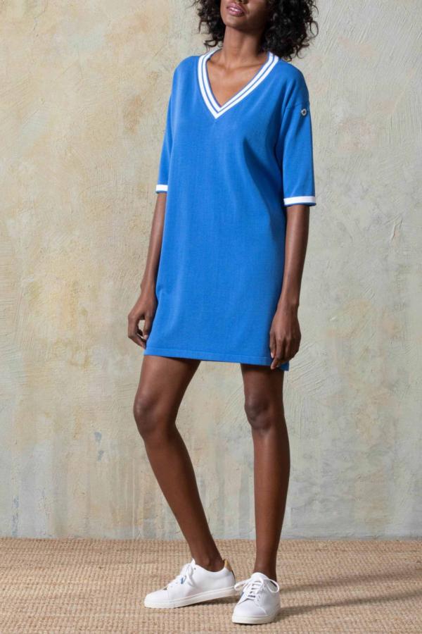 Strickpullover Kleid Toscana