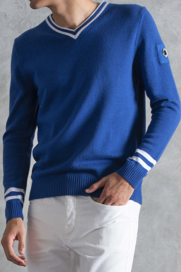 V Neck Eden Sweater