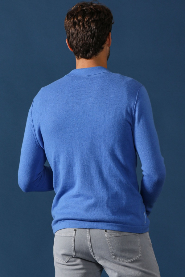 Jersey Cuello Polo