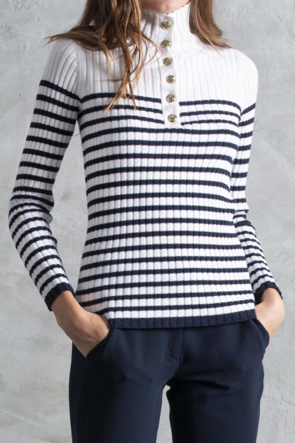Saint-Malo Sweater