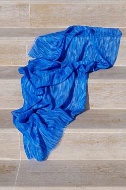 Bleu Milan Scarf