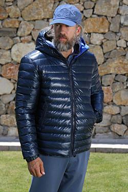 casaco penugem de pato