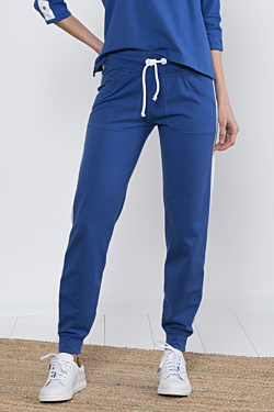 Navy Blue Sport Trousers for woman