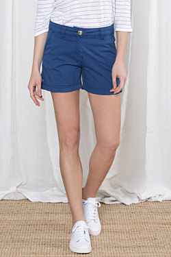 Blue Officier Short - Women´s