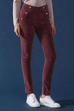 Pantalones de pana mujer