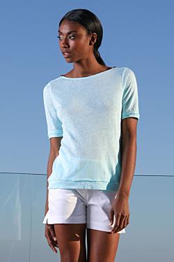 Maglietta lino