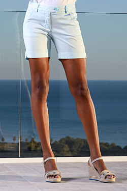 bermuda shorts for women escales