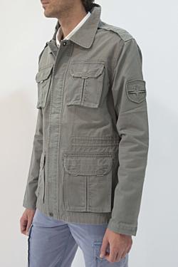Cotton Water-repellent Jacket