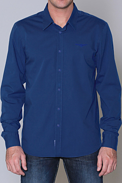 Camisa Slim-fit Poplin