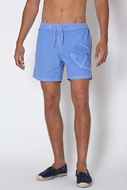 sky blue swimshort for men