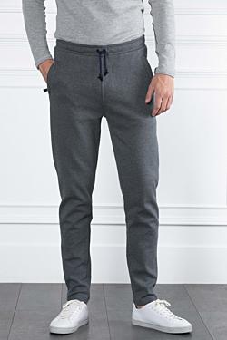 sport trousers antracite bleu marine