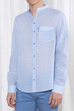 Рубашка в полоску Royale