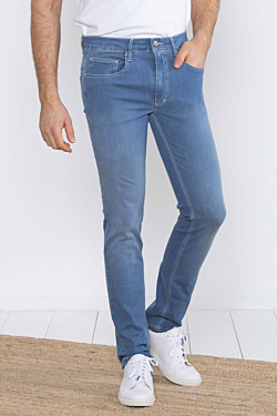 Pantaloni in Denim Uomo