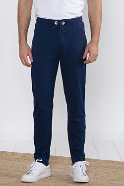 Men´s blue sport trousers