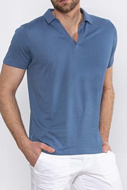 Leichtes Poloshirt
