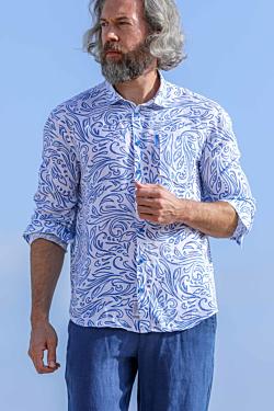 floral shirt men