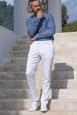 striped trousers mens