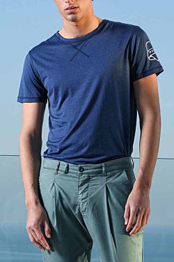 T-shirt Tencel I Love ESCALES