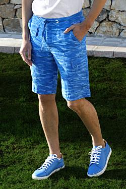 men bermuda cargo shorts