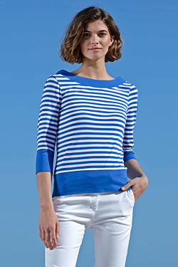 womens-striped-t-shirt