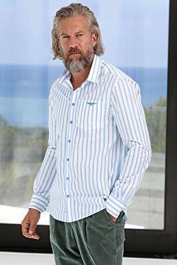 Рубашка Cascada из поплина