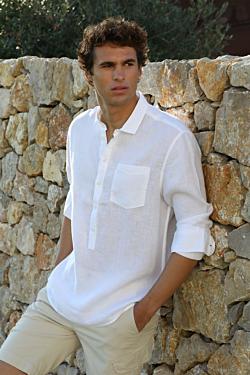 chemise boheme homme
