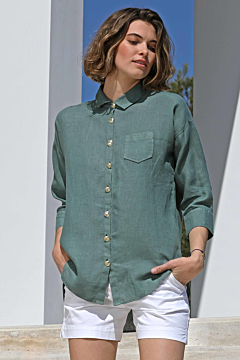 Royale Linen Shirt