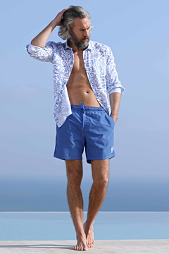 ESCALES swim shorts