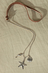 Halskette Meeresjuwelen