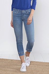 Cropped Jeans| Capri & Ankle Grazers
