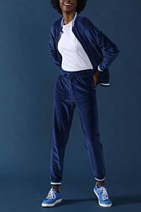 Бархатные брюки Sport
