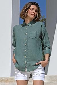 Camisa de Lino Royale