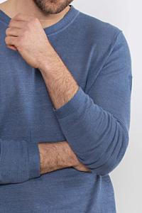 pull bleu pour homme