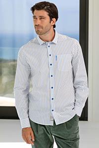 poplin shirt men's