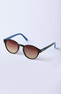 brown carey sunglasses