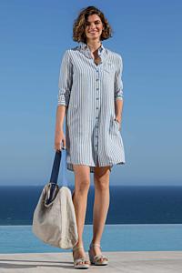 Formentera Shirt Dress