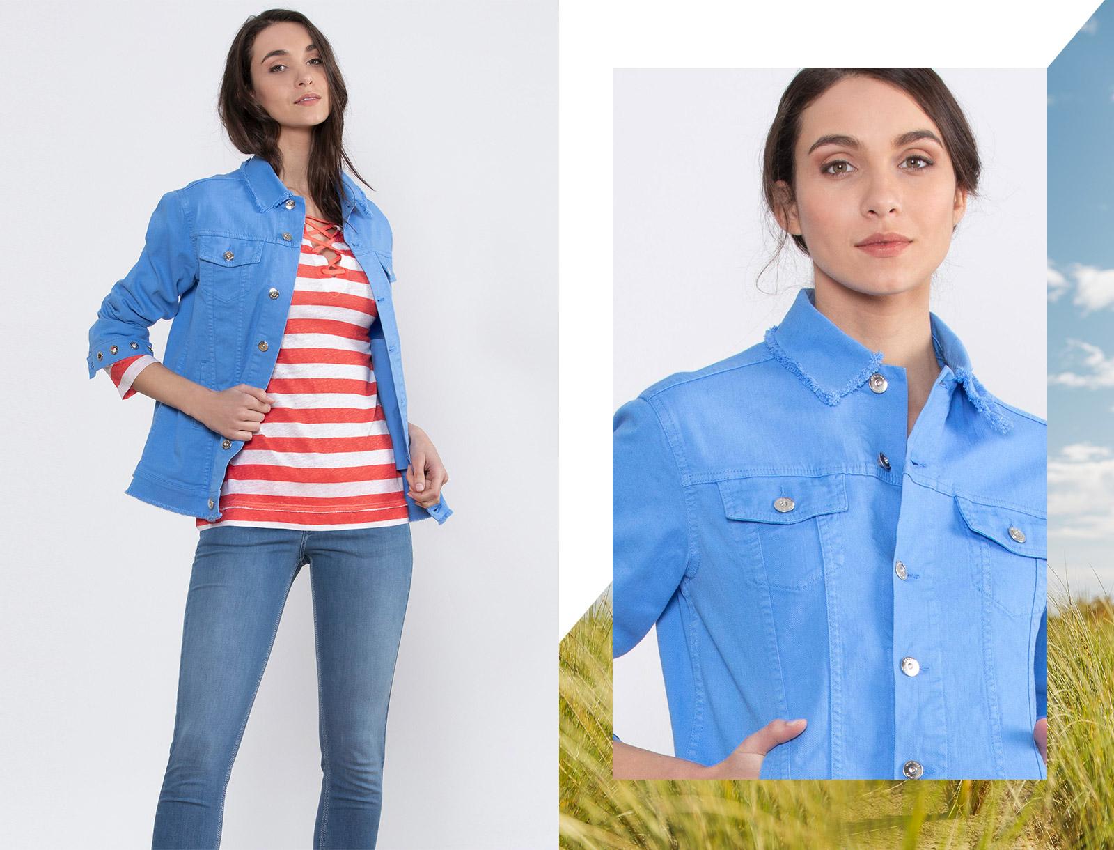 8d83a883bea SHOP LOOK. ESCALES Jacket